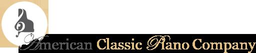 Piano Rebuilding and Refinishing - American Classic Piano Company